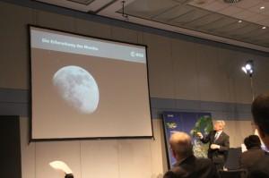 Forschungsziel Mond, Thomas Reiter erklärt die europäischen Pläne der Erforschung des Mondes.