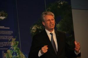 ESA Direktor Dr.-Ing e.h. Thomas Reiter
