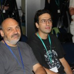 Die Astrofotografen von The World at Night Gernot Meiser und Babak A. Tafreshi warten gespannt auf die ersten Bilder vom Mars.