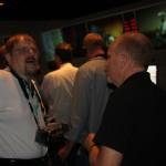 Robert Vogel im Gespräch mit Mark McCaughrean