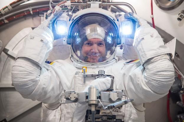 Wissenschaftstag spezial: Alexander Gerst zur ISS
