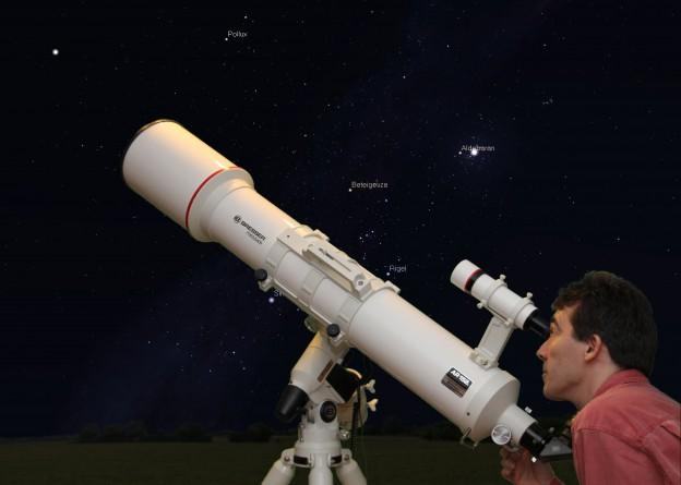 Teleskopparade Teil 6