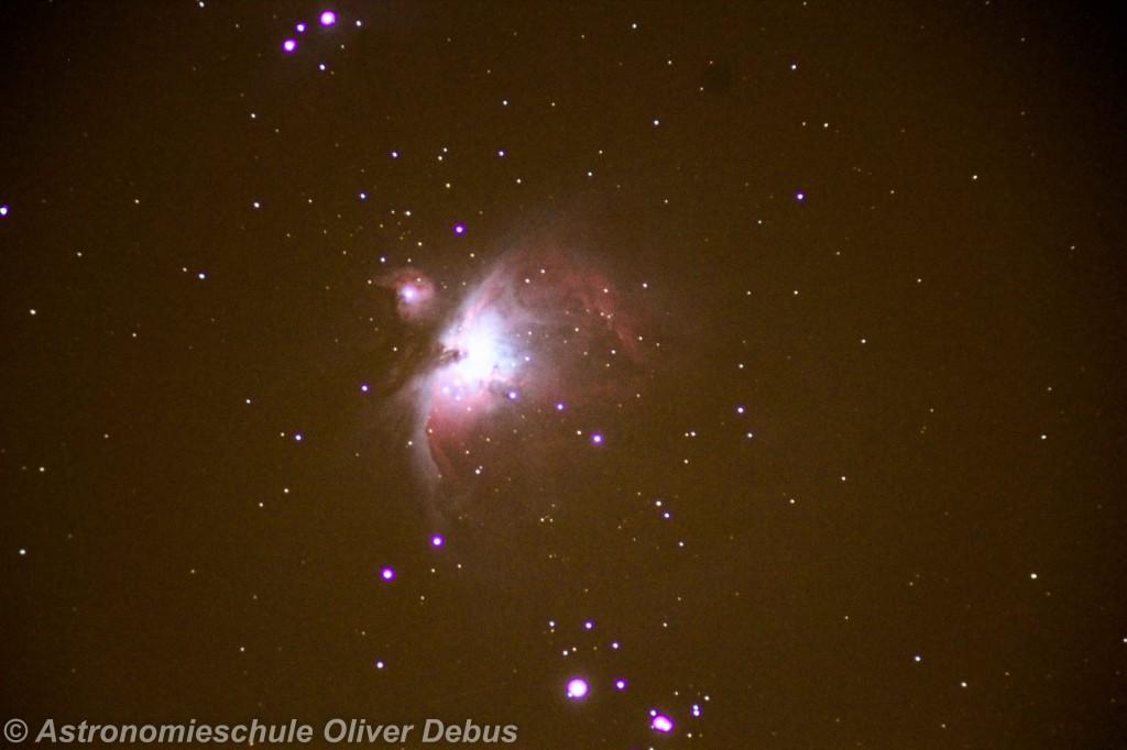 Orionnebel M42.