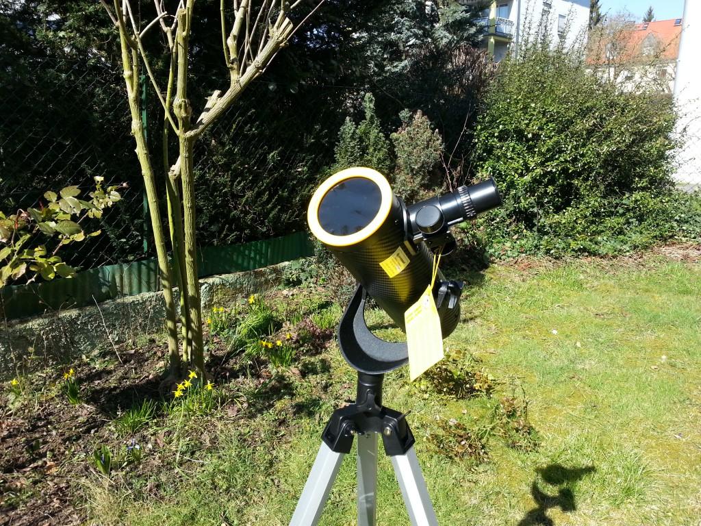 Solarix Teleskop von Bresser.