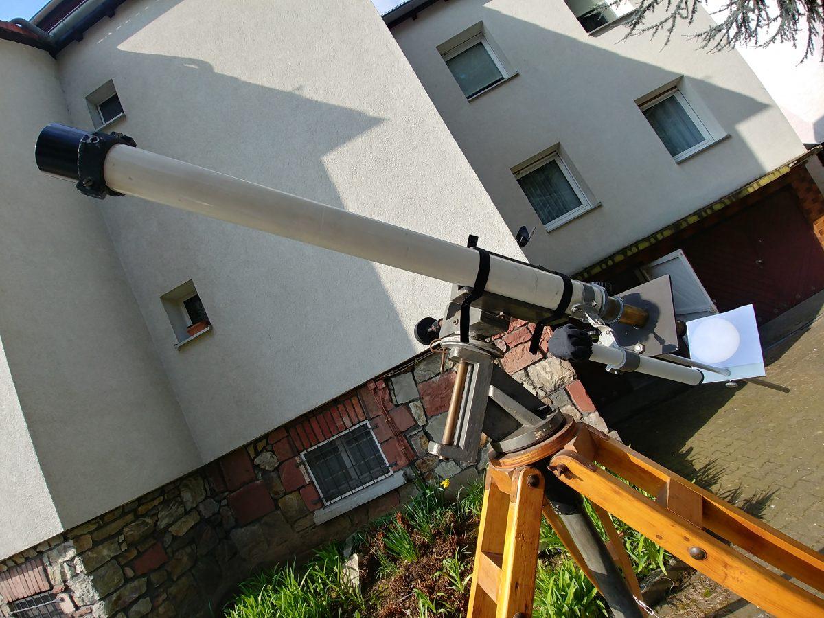 Teleskopparade Teil 1
