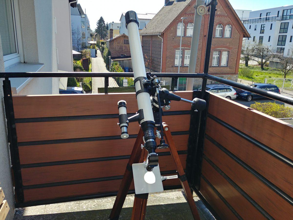 Teleskopparade Teil 3