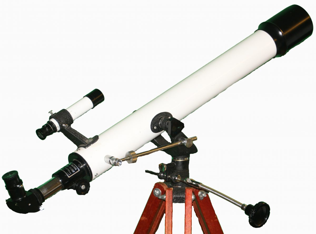 Teleskopparade Teil 2